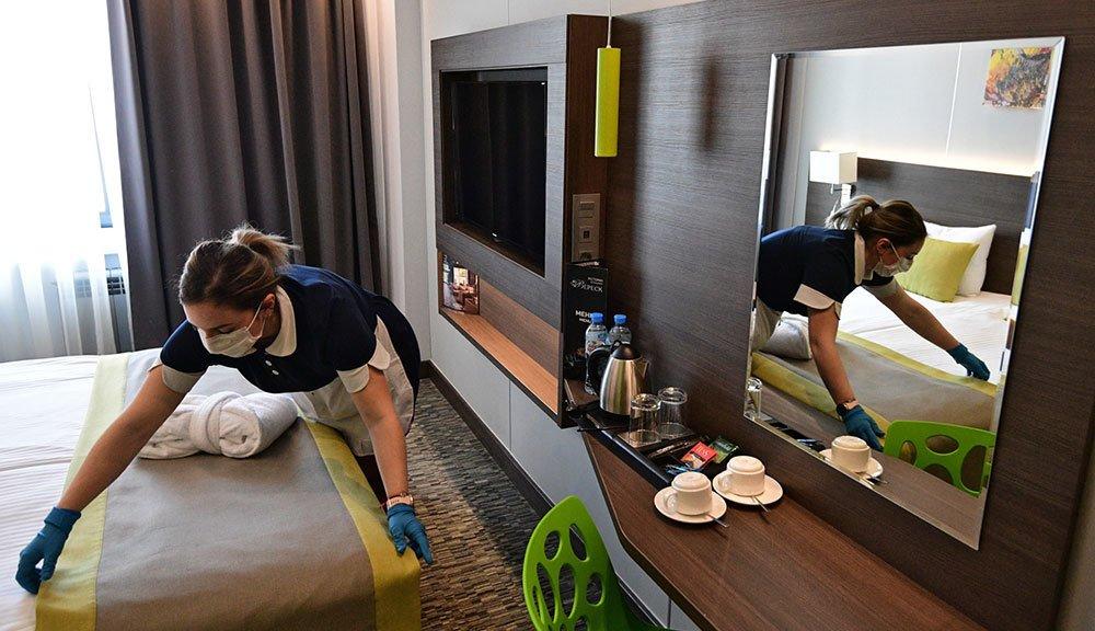 Уборка номеров | Volkoff Sky - Загородный отель в Подмосковье