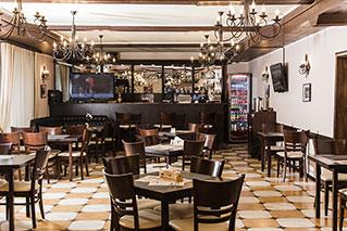 "Ресторан ""Volkoff Pivaldis"""